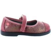 Chaussures Fille Ballerines / babies Garatti PR0065 Rosa