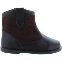 Chaussures Fille Bottes ville Garatti AN0085 Marr?n