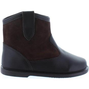 Chaussures Fille Bottes ville Garatti AN0085 Marrón