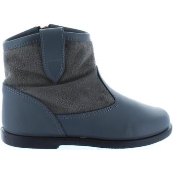 Chaussures Fille Bottes ville Garatti AN0085 Gris