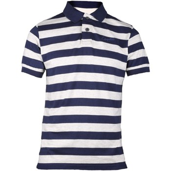 Vêtements Homme Polos manches courtes Caterpillar 2620652 WELCH POLO Blue
