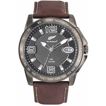 Montre All blacks montre all blacks 680309 - montre analogique marron homme
