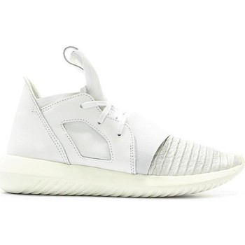 Chaussures Femme Baskets basses adidas Originals TUBULAR DEFIANT W Blanc