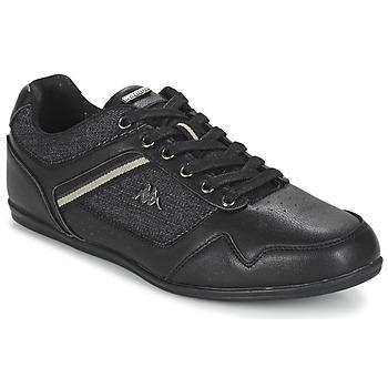 Chaussures Homme Baskets basses Kappa BRIDGMANI Noir