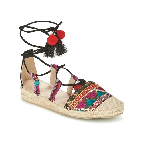Chaussures Femme Espadrilles Coolway BAMBURI Multicolor