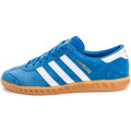 Chaussures Homme Baskets basses adidas Originals Hamburg Bleu