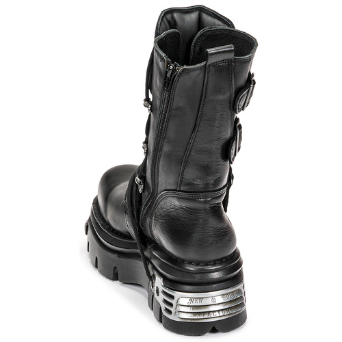 Noir Rock New Nemesis Boots Femme fIvgymYb76