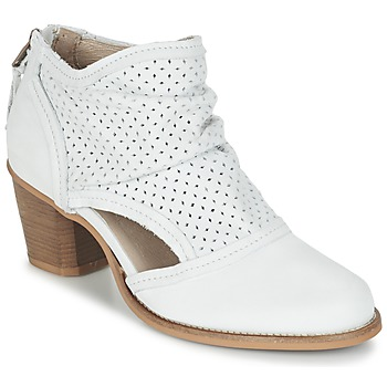 Chaussures Femme Bottines Dkode BAHAL Blanc
