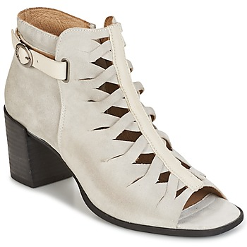 Chaussures Femme Sandales et Nu-pieds Dkode GENEVA Blanc