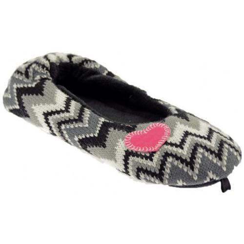 Chaussures Femme Chaussons De Fonseca ZIGDIBA Pantoufles