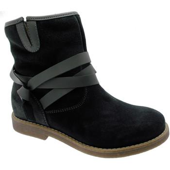 Chaussures Femme Low boots Loren LOC3708gr grigio