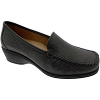 Chaussures Femme Mocassins Calzaturificio Loren LOK3961gr grigio