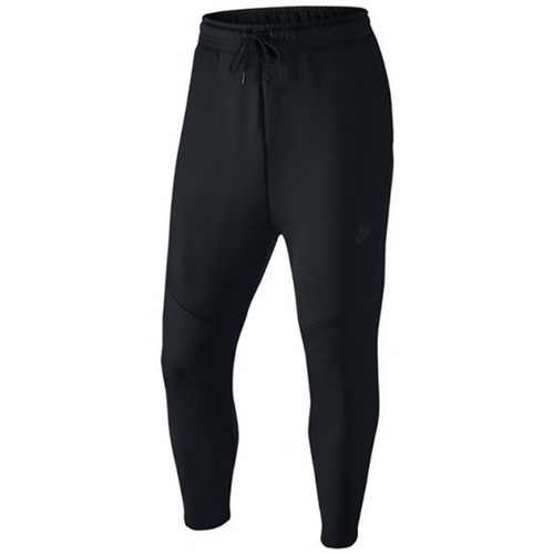 Joggings / Survêtements Nike PANTALON  TECH FLEECE CROPPED / NOIR Noir 350x350