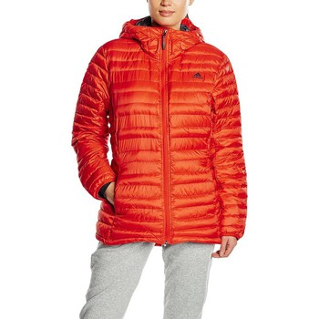 Vêtements Femme Doudounes adidas Originals Climaheat Frostlight Rouge