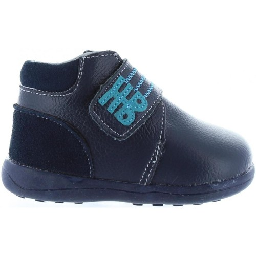 Chaussures Enfant Boots Happy Bee B167794-B1153 Azul