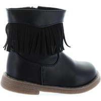 Chaussures Fille Bottes ville Happy Bee B167850-B1690 Negro