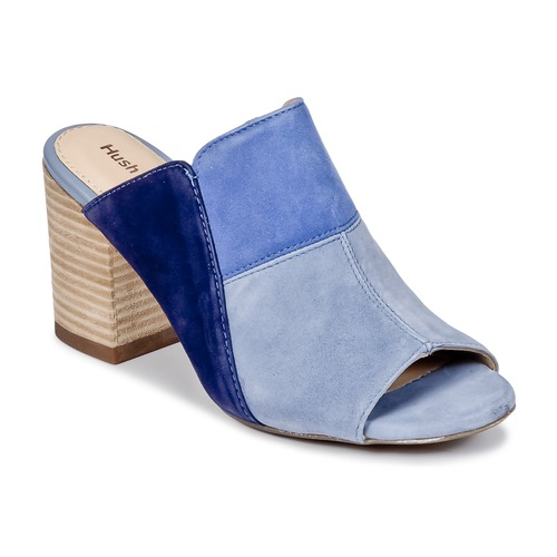 Chaussures Femme Mules Hush puppies SAYER Bleu