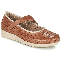 Chaussures Femme Ballerines / babies Pitillos FARCO Marron