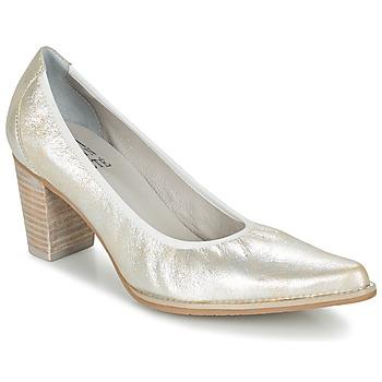 Chaussures Femme Escarpins Un Matin d'Ete NAZETO Argenté