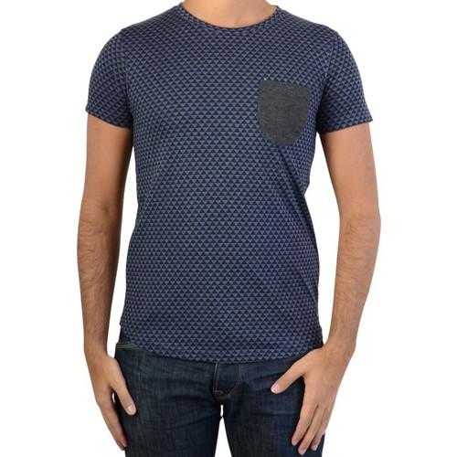 T-shirts & Polos Fifty Four Tee Shirt  B148 Bleu 350x350