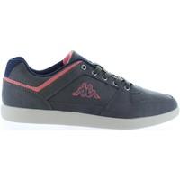 Chaussures Enfant Derbies & Richelieu Kappa 303JS40 USSEL Gris