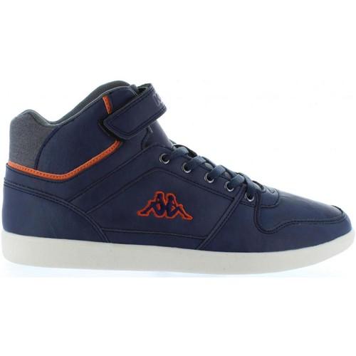 Chaussures Garçon Baskets montantes Kappa 303JS30 USSEL Azul