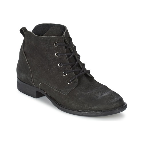 Edelman Bottines Black Sam Chaussures Mare Femme OnwXP80k