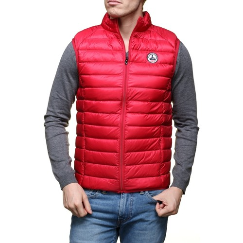 Manteaux Jott Just Over The Top Tom Sans Manche 300 Red Rouge 350x350