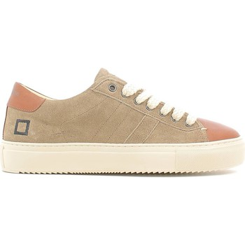 Baskets mode Date D.a.t.e. A251-NW-VE-VI Sneakers Man Beige 350x350