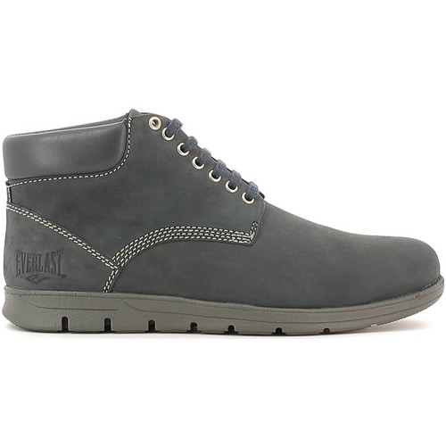 Chaussures Homme Boots Everlast EV-1010 Ankle Man Navy Navy
