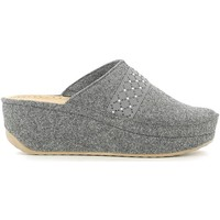 Chaussures Femme Chaussons Grunland CI1079 Chaussons Femmes Anthracite