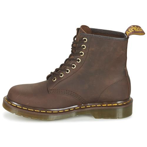 Martens Foncé Boots Dr 1460 Marron 80mNnw