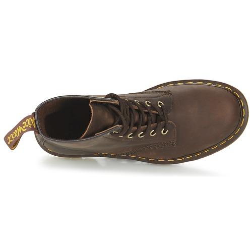 Foncé Martens Dr Boots Marron 1460 DeHWIYE29