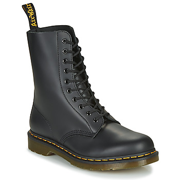 Chaussures Boots Dr Martens 1490 Noir