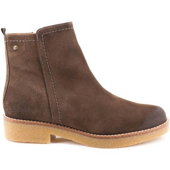 Chaussures Femme Bottines MTNG 97109 CARMELA Marron