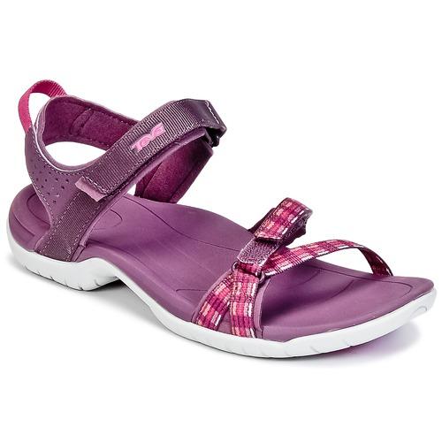 Chaussures Femme Sandales sport Teva VERRA Violet