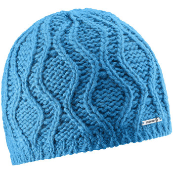 Accessoires textile Femme Bonnets Salomon Diamond II Beanie W Methyl Blue