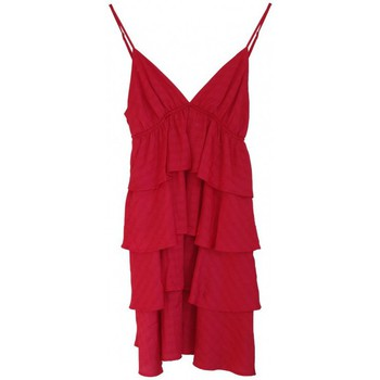 Vêtements Femme Robes Matix Robe  Making Waves - Strawberry Rouge