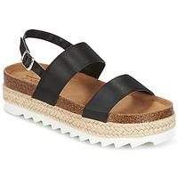 Chaussures Femme Sandales et Nu-pieds Coolway KOALA Noir