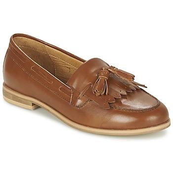 Chaussures Femme Mocassins Ravel TILDEN Camel
