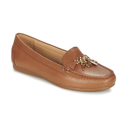 Chaussures Femme Mocassins MICHAEL Michael Kors SUKI MOC Marron