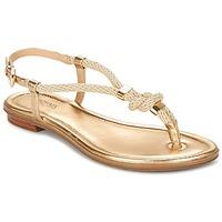 Chaussures Femme Sandales et Nu-pieds MICHAEL Michael Kors HOLLY Doré