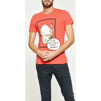 Vêtements Homme T-shirts manches courtes Blend Of America Tee Shirt  Potato Rouge Homme Rouge