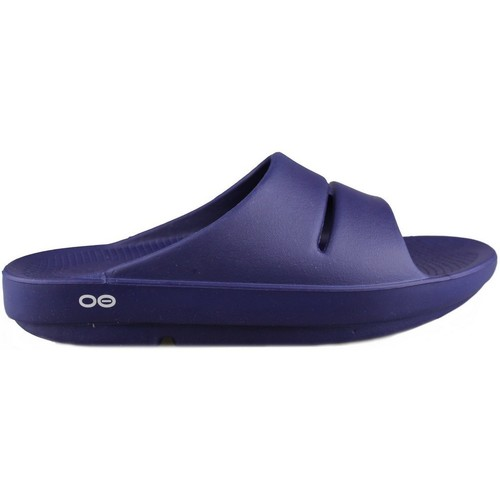 Chaussures Tongs Oofos OOAHH NAVY