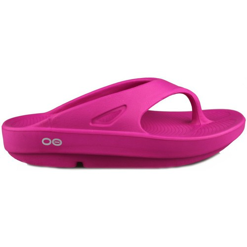 Tongs Oofos OORIGINAL FUCHSIA 350x350