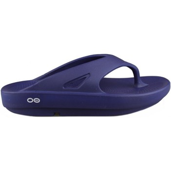 Chaussures Tongs Oofos OORIGINAL NAVY