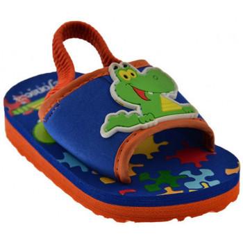 Chaussures Enfant Mules De Fonseca Diverte Mules bleu