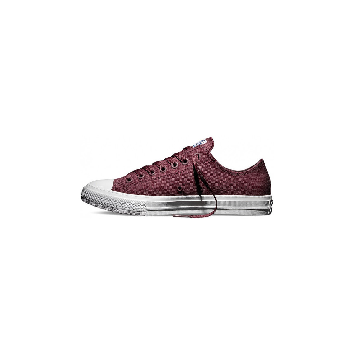 Converse Basket CT Canvas Lo 2 - Ref. 150150C Bordeaux