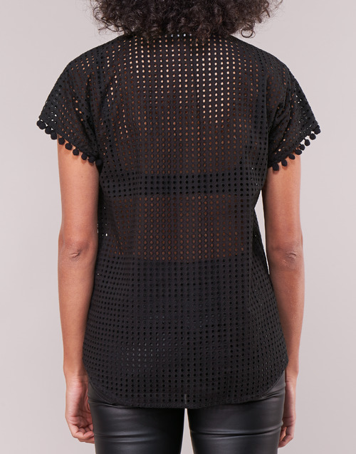 Moschino Love Wcc0480 Femme Noir ChemisesChemisiers L54Aj3R