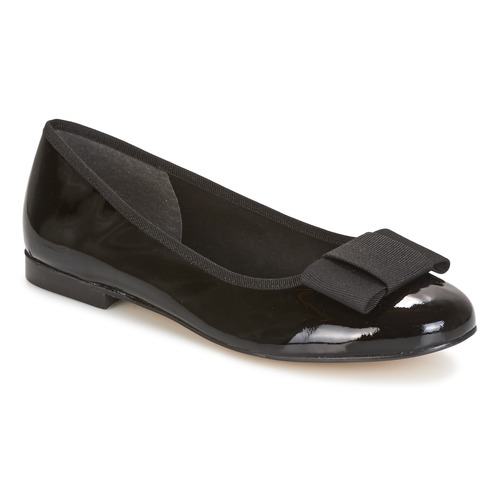 Chaussures Femme Ballerines / babies Betty London FLORETTE Noir